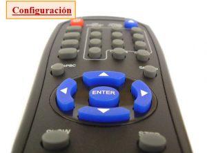 ¿como configurar un mando a distancia universal?