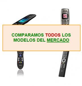 COMPARAMOS LOS MEJORES MANDOS UNIVERSALES PARA TV DEL MERCADO